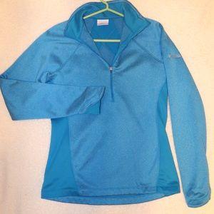 Columbia 3/4 zip pullover